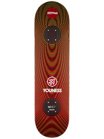 Almost Youness Impact Vibes Impact Deck  8.0 x 31.6