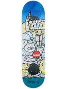 Almost Youness L. Beaufort Impact Plus Deck  8.25x31.7
