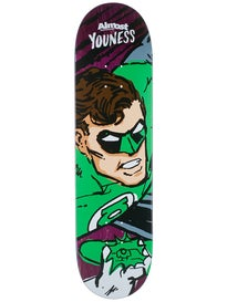 Almost Youness Sketchy Green Lantern Deck 8.125 x 31.8