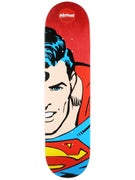Almost Youness Superhero Splitface Deck  8.0 x 31.6