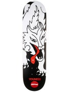 Almost Youness Wolf Bait Deck  8.125 x 31.7