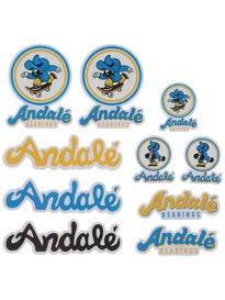 Andale Sticker Pack Asst.