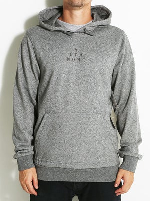 Altamont Antisec Hoodie MD Heather Grey