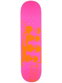 Alien Workshop Dayglo Abduction SM Deck 8.0 x 31.625