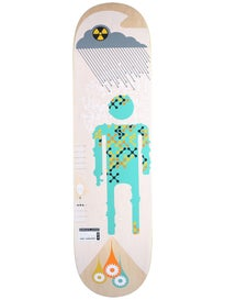 Alien Workshop Damaged Goods Acid Rain Deck 8.25x32.25