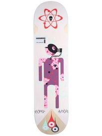Alien Workshop Damaged Goods Radiation Deck 8.0x31.625