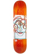 Alien Workshop Freak Face Zeni Deck 8.0 x 31.75