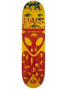 Alien Workshop HE War Mongers Hexmark Deck 8.375x31.75