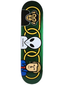 Alien Workshop Missing Link Foil LG Deck 8.375 x 32.375