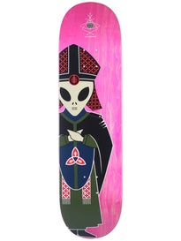 Alien Workshop Mystery School II Scholar Deck  8.38x32