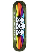 Alien Workshop Spectrum Assorted Stain Deck 8.25 x 31.5