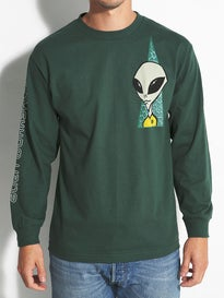 Alien Workshop Visitor Longsleeve T-Shirt