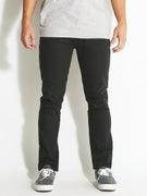 Altamont Wilshire Straight Jeans OD Black
