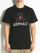 Asphalt Big A T-Shirt