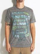 Asphalt Gypsy Snake T-Shirt