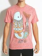 Asphalt Gypsy Whale T-Shirt
