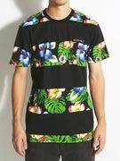 Asphalt Paradise Stripes T-Shirt