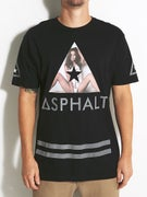 Asphalt Split T-Shirt
