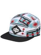 Asphalt Tribez 5 Panel Camper Hat