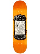 Bacon Moai Deck  8.5 x 31.5