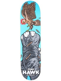 Birdhouse Hawk Fowl Deck 7.875 x 31.125