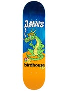Birdhouse Jaws Dragon Deck  8.0 x 32
