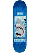 Birdhouse Jaws Thirsty Deck 8.25 x 31.5