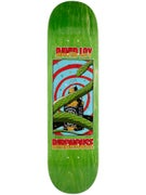 Birdhouse Loy Whiskey Deck 8.375 x 32