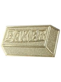 Baker 24 Karat Lapel Pin
