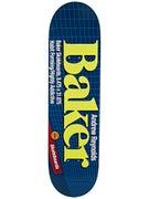Baker Reynolds Habit Forming Deck  8.475 x 31.875