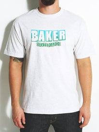 Baker Brand Logo T-Shirt