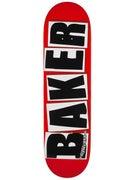 Baker Brand Logo Black Deck 8.475 x 31.875