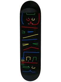 Baker Baca Brand Name Childs Play Deck 8.25 x 31.875