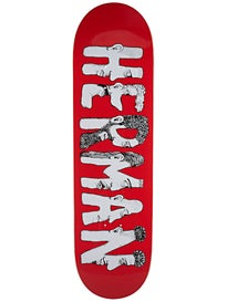 Baker Herman Dabble Deck 8.475 x 31.875