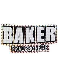 Baker Brand Logo Hologram Sticker