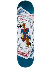 Baker Beasley King Of Clubs Deck 8.0 x 31.5