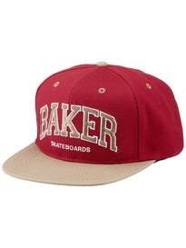 Baker Blitz Snapback Hat