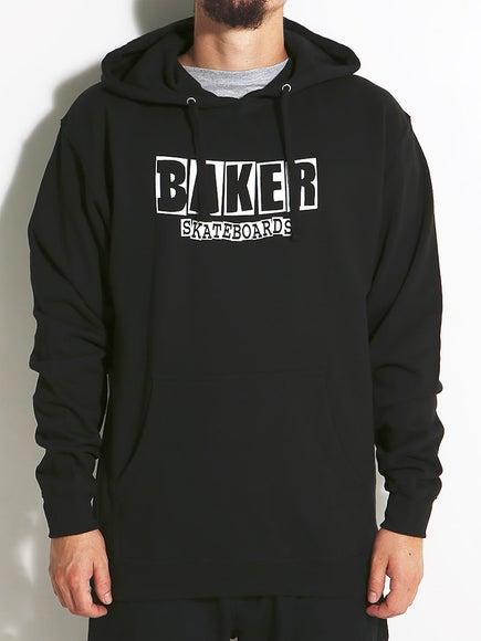 Baker Brand Logo Hoodie