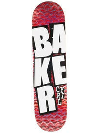 Baker Cyril Stacked Holo Deck 8.0 x 31.5