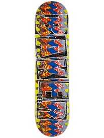 Baker Dee Brand Name Dashiki Deck 7.75 x 31.25