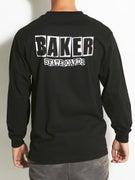 Baker Dubs Longsleeve T-Shirt