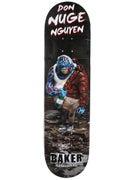 Baker Nuge Obey Deck  8.125 x 31.25