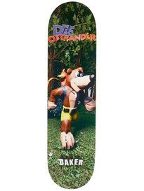 Baker Dee Mumbo Deck 8.0 x 31.5