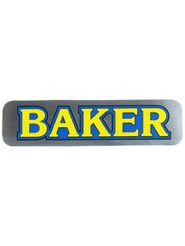 Baker Fighter Sticker