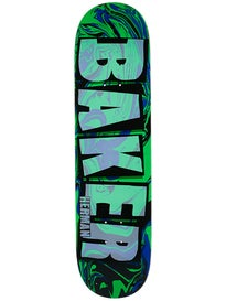 Baker Herman Brand Name Abstract Deck 8.0 x 31.5