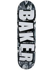 Baker Herman Brand Name Stone Camo Deck 8.25 x 31.875