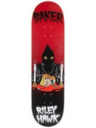 Baker Hawk Executioner Deck  8.38 x 32