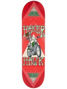 Baker Hawk Geometry Deck  8.25 x 31.875