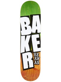 Baker Herman Stacked Name Deck 8.0 x 31.75