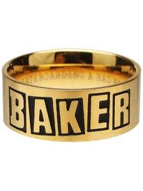 Baker Logo Ring